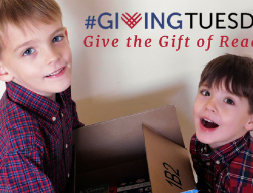 Give the Gift of Reading on Giving Tuesday