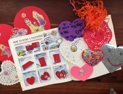 Show Your Love This Valentine's Day with Crafts & Books